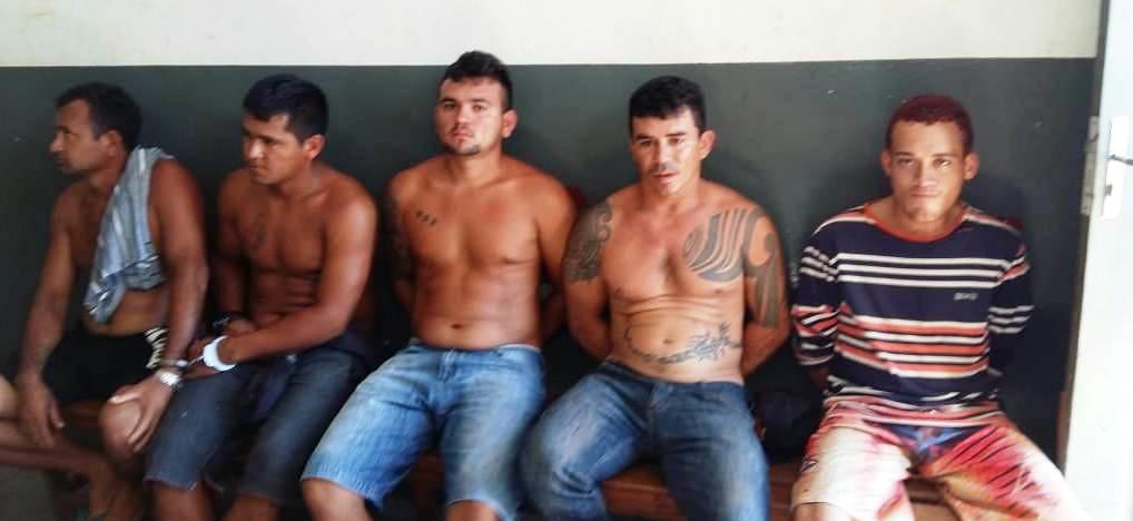 Operação Strike desmantela tráfico de drogas em Monte Alegre, traficantes. Monte Alegre1