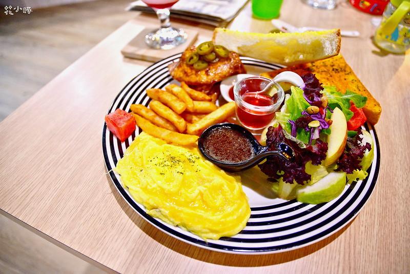 板橋早午餐日日早午餐菜單不限時板橋車站hivi brunch (11)