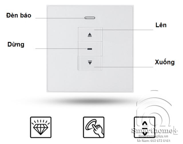 cong-tac-dieu-khien-dong-co-cua-tu-xa-433mhz-shp-sf1