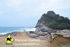 Yehliu Geopark Taiwan
