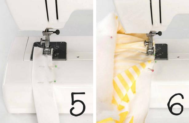 Lemon Bag Steps 5 6