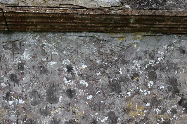 Detail, Chapman memorial, Piddletrenthide