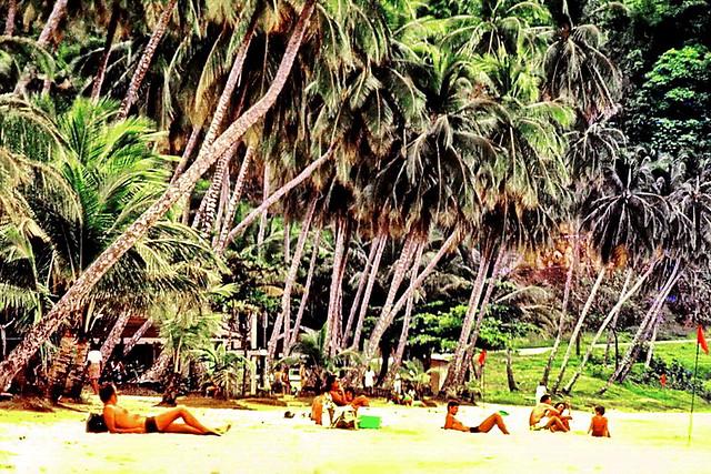 Trinidad & Tobago, Maracas Bay