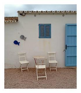 ภาพของ Ses Salines. mallorca capdesessalines window door windowwednesday
