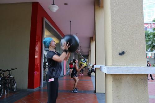 ball-toss