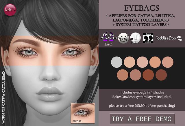 Eyebags for FLF