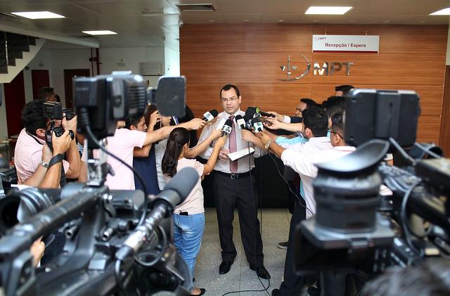 04.06.18 Reunião entre o Sindicato dos Rodoviários e Sinetram