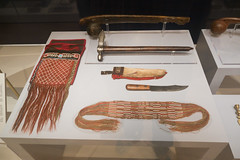 18th century Ojibway artifacts