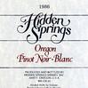 Hidden Springs Historical 451