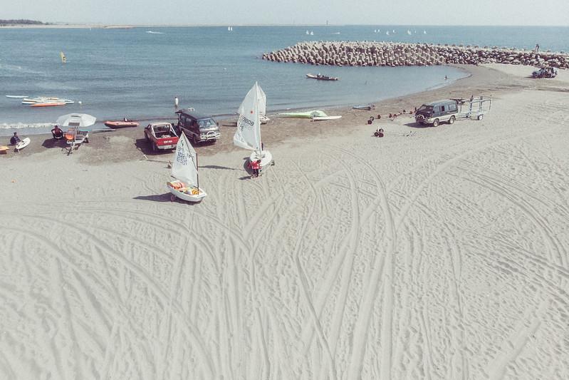 漁光島 Mavic Air