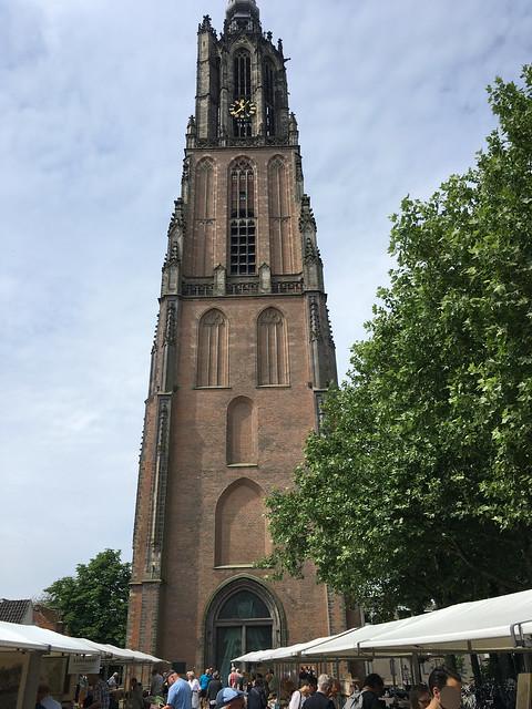 Boekenmarkt Lieve Vrouwekerkhof Amersfoort
