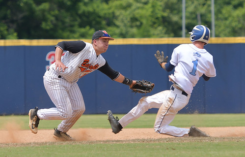 Virginia High vs Page County Baseball