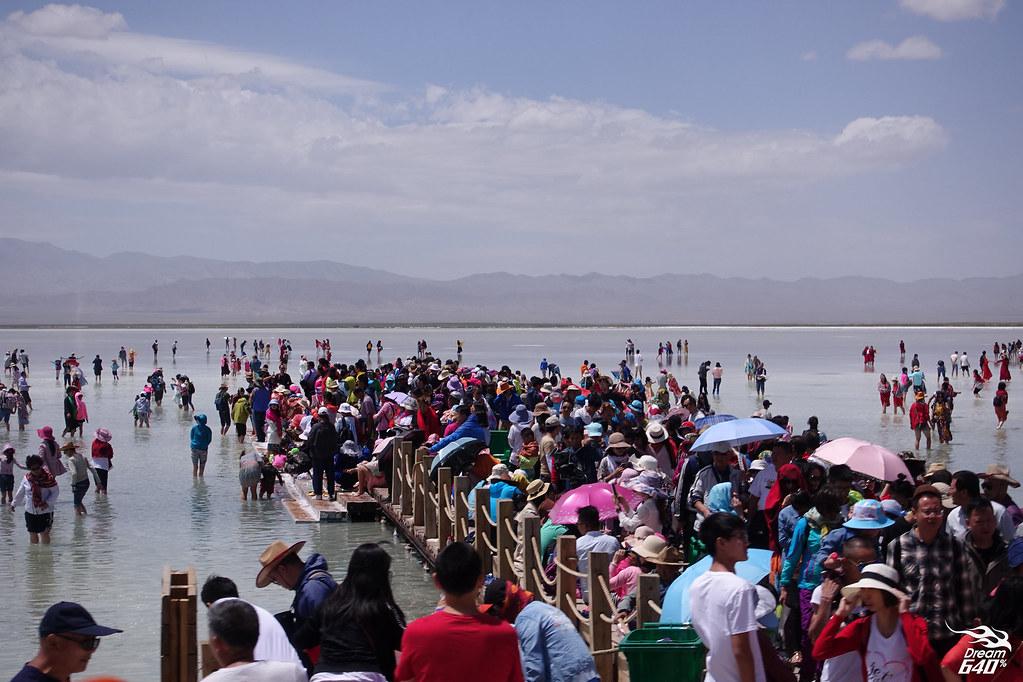 茶卡鹽湖-中國青海-17