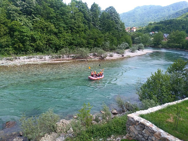 Chose the best rafting