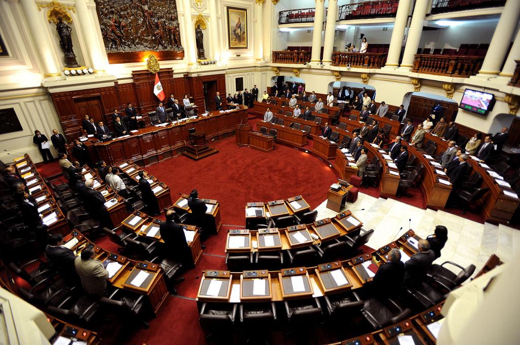 Congreso de la República del Peru (via Flickr).