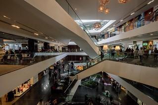 Central Park Mall, Sydney NSW