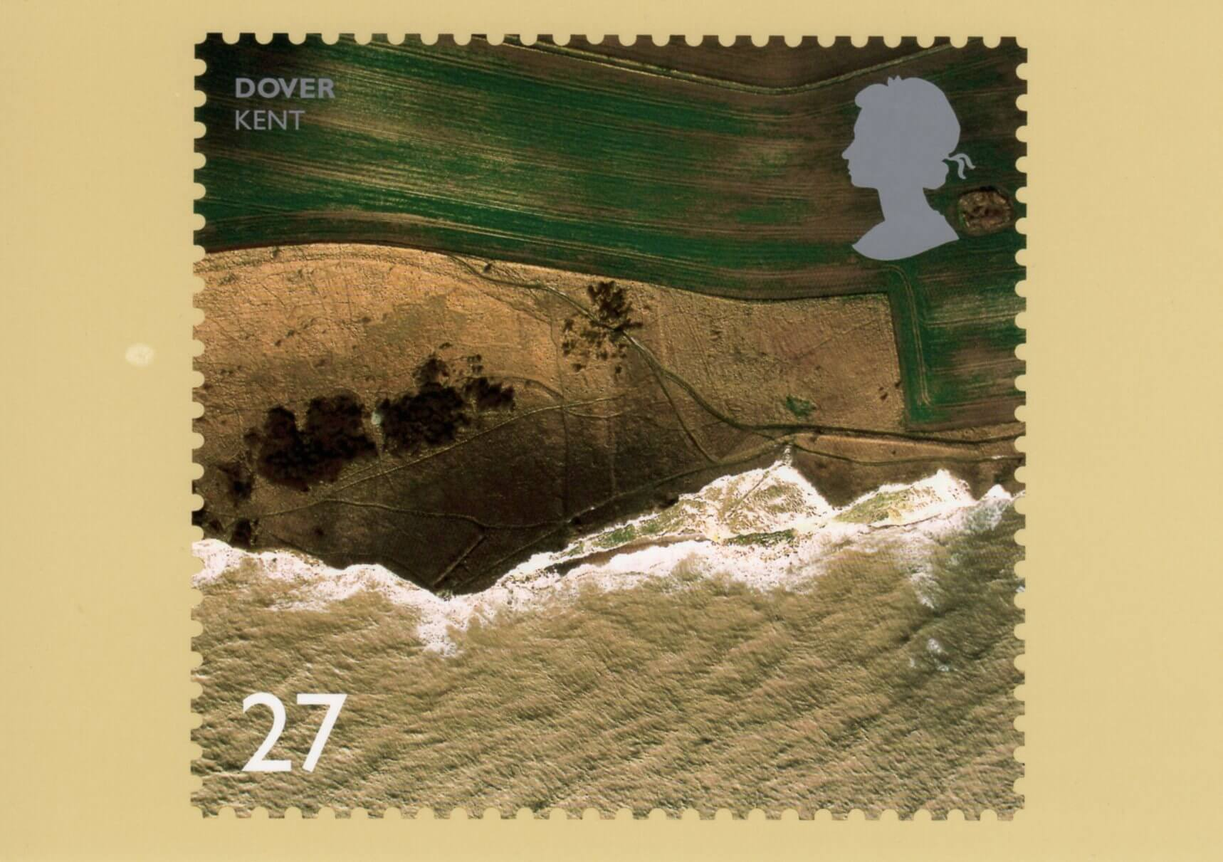 Great Britain - Scott #2031 (2002) PHQ card