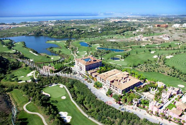 Golfing south of Spain