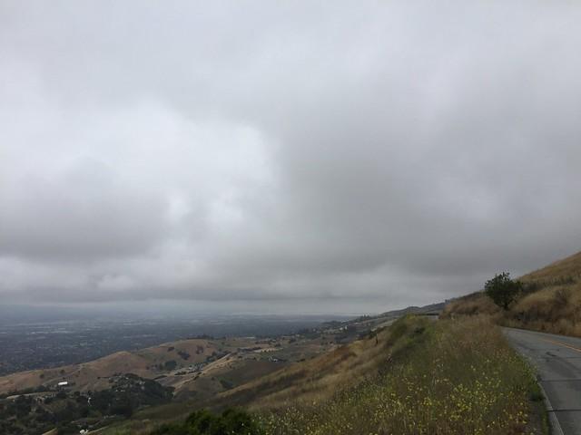Mt.Hamilton Rd.
