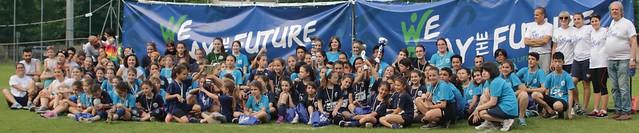 "13° Trofeo Bracco - ""We play the future"" Centro Pavesi 26 Maggio 2018"
