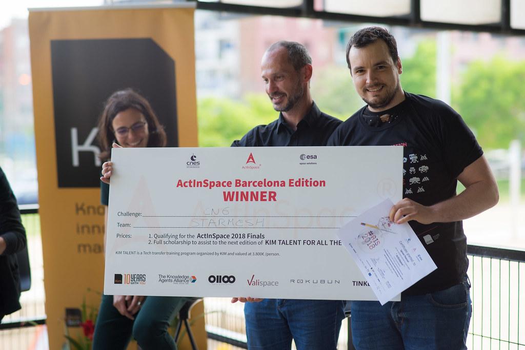 ActInSpace 2018 | Barcelona Edition