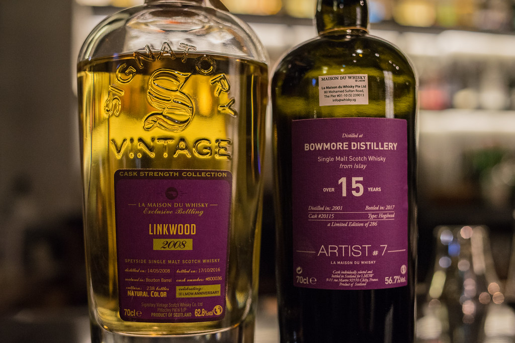 LDMW bottles