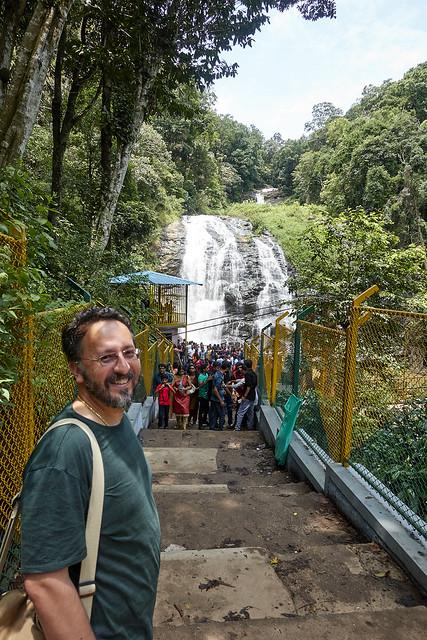 Abbey Falls crowds oh my