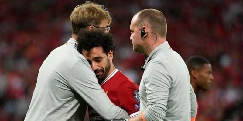 Paul Scholes Komentari Mohamed Salah Karena Menangis Disaat Terkena Cedera