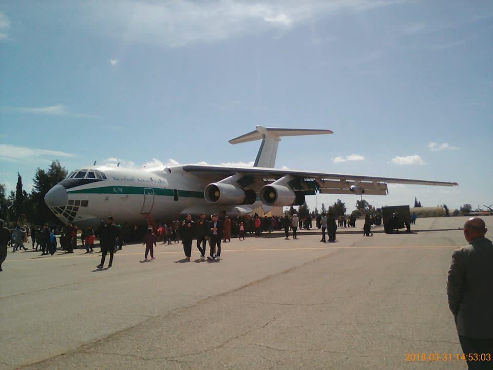 أكبر و أضخم موسوعة صور لطائرات النقل و الشحن الجزائرية AAF- iL 76/ iL 78 - صفحة 37 41727252694_0eecf5e053_b