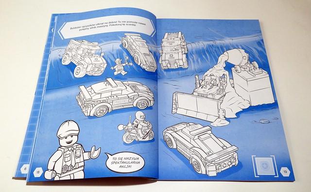 LEGO® City. 1001 naklejek. Supermaszyny (3)