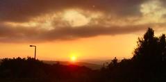 Sundown over Halifax
