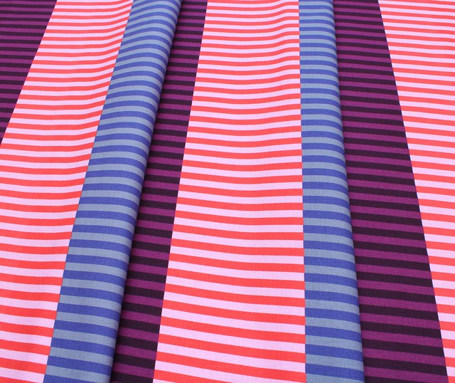 COTTON+STEEL Eclipse C5194-02 Party Stripes Dawn
