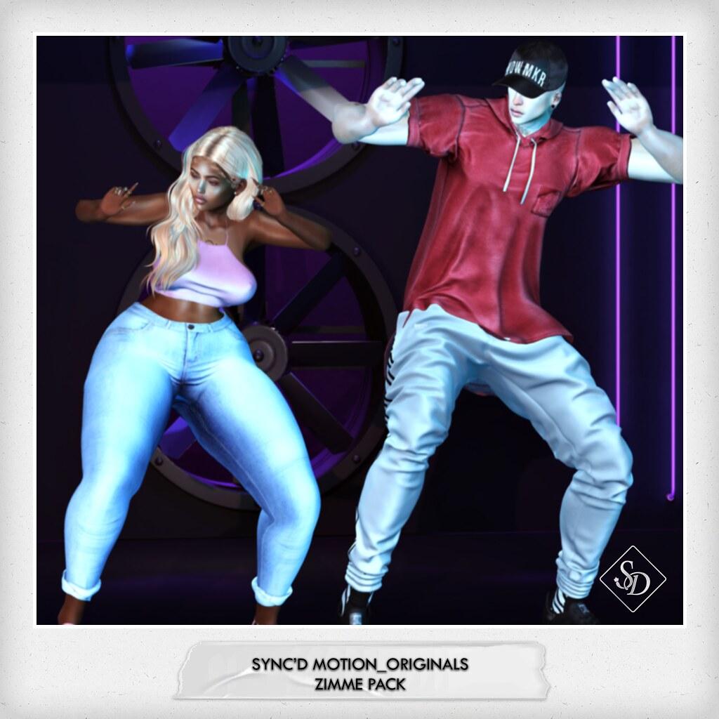 Sync'D Motion__Originals - Zimme