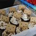 S'mores Cupcakes (Vegan)