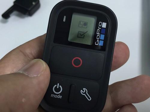 Smart Remote 連線完成