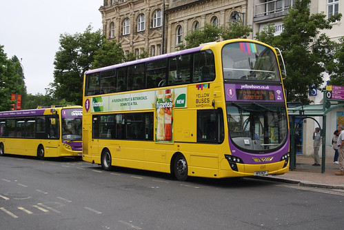 Yellow Buses 121 HF11HCP