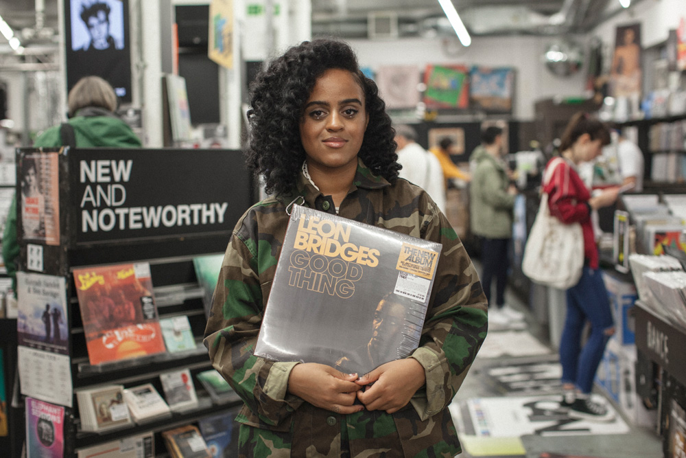 Record Shopping with Seinabo Sey