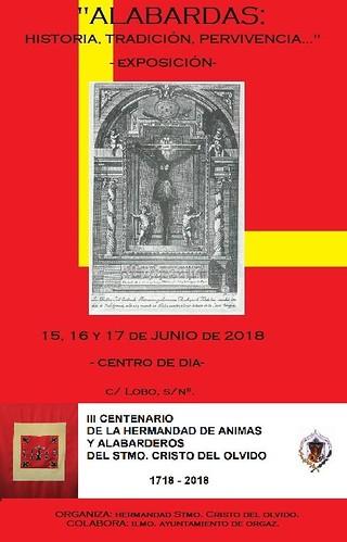 """ALABARDAS, HISTORIA, TRADICIÓN, PERVIVENCIA…""""."""