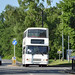 Imperial Coaches Volvo Olympian A6 VXH, Gerrards Cross, 13th June 2018