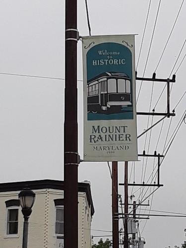Mount Rainier Day