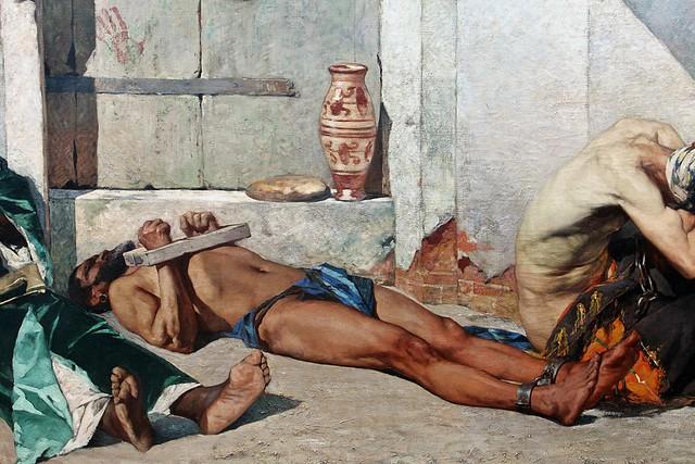 Prisonniers marocains (1875)