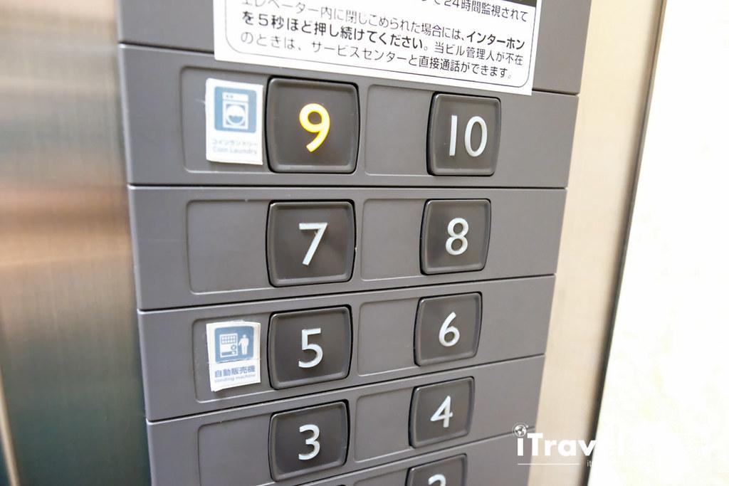 福冈博德站前SUNLINE饭店 Hotel Sunline Fukuoka Hakata-Ekimae (12)