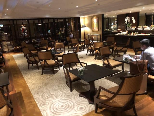 Club lounge - Athenee Bangkok
