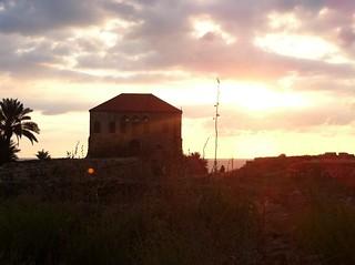 Abandoned House in Jbeil, Lebanon