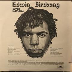 EDWIN BIRDSONG:SUPER NATURAL(JACKET B)