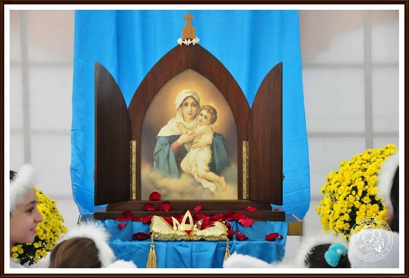 Coroação da Mãe Peregrina em Presidente Venceslau e Presidente Prudente
