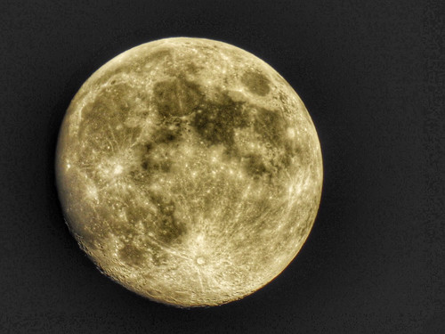 Normandie moon