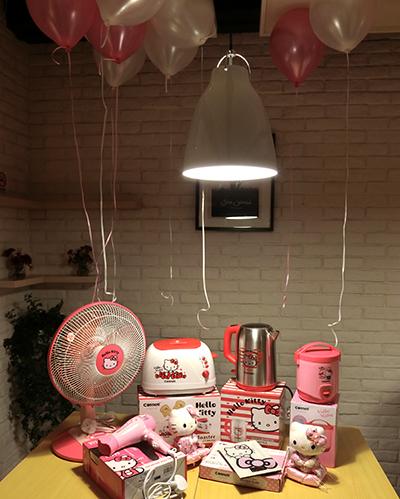 Hello Kitty Appliances