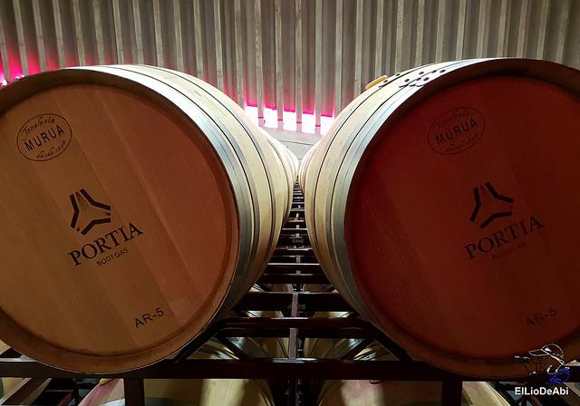 Bodegas Portia o como maridar un buen vino con la alta cocina (14)
