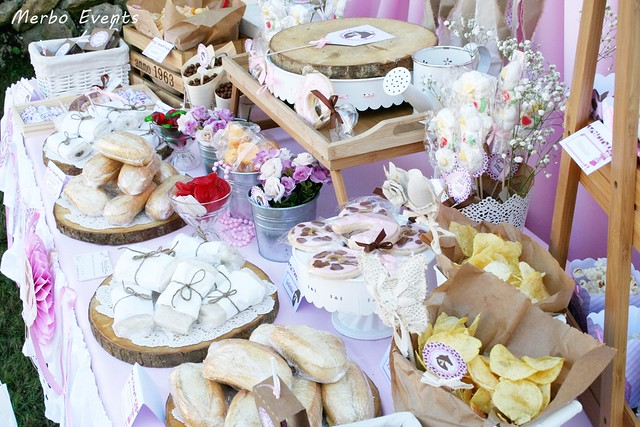 mesa dulce cumleaños hipica MErbo Events